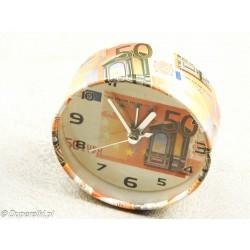 zegarek - budzik euro